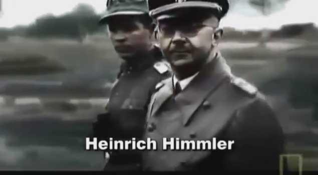 ハインリヒ・ヒムラー|ハーケン...