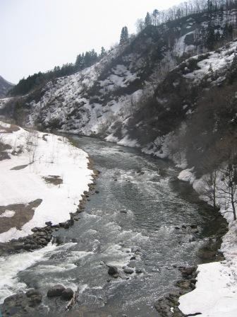 小又川上流部