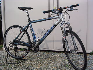 自転車紹介(MTB)